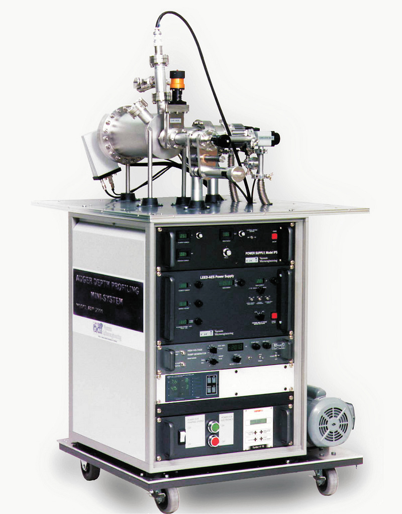 UHV Spectroscopy System ADP200 Series with Sample Load Lock - Industrial LEED and AES Depth Profiler Series